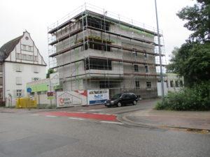 Gerüstbau Bauunternehmen Weber Bellheim